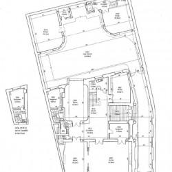 Location Bureau Paris 8ème 1330,27 m²