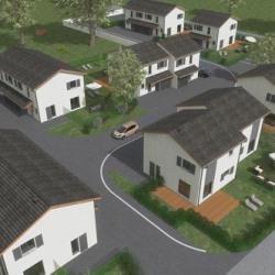 Maison  4 pièces + Terrain  200 m² Saint-Pierre-en-Faucigny