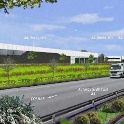 Location Entrepôt Souffelweyersheim 2798 m²