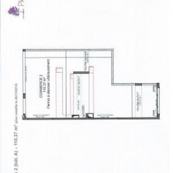 Location Local commercial Franconville 110 m²