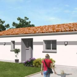 Maison  4 pièces + Terrain  426 m² Taillebourg