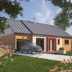 Maison  4 pièces + Terrain  609 m² Saint-Marcel