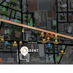 Location Bureau Lyon 7ème 7478 m²
