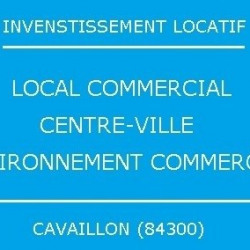 Vente Local commercial Cavaillon 16 m²