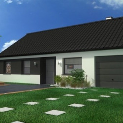 Maison  5 pièces + Terrain  392 m² Oignies