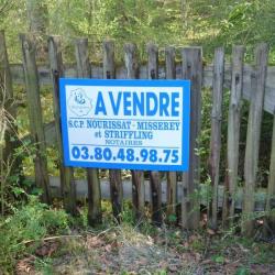 Vente Terrain La Bussière-sur-Ouche 490 m²