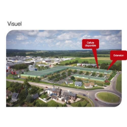 Location Local commercial Pissy-Pôville 420 m²