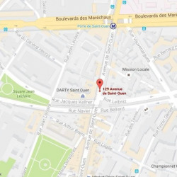Location Local commercial Paris 18ème 93 m²
