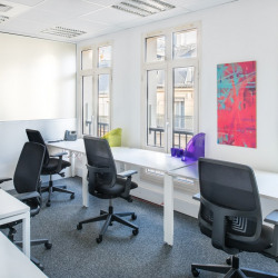 Location Bureau Paris 10ème 100 m²