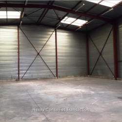 Location Local d'activités Puiseux-Pontoise 760 m²