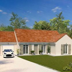 Maison  5 pièces + Terrain  500 m² Villandry