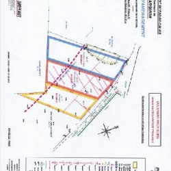 Vente Terrain Marquion 1182 m²