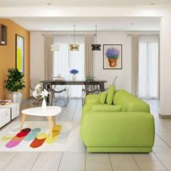Maison   pièces + Terrain  1105 m² Thiberville