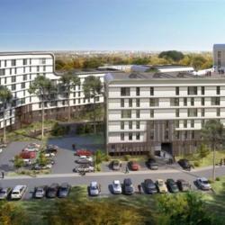 Vente Bureau Cesson-Sévigné 8013 m²