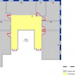 Location Bureau Nanterre 2870 m²