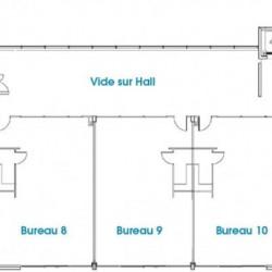 Location Bureau La Rochelle 10000 m²