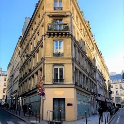 Location Local commercial Paris 2ème 118 m²