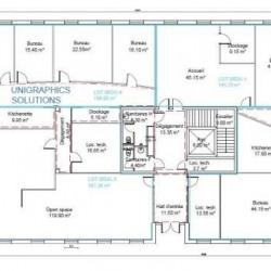 Location Bureau Bron 699,74 m²