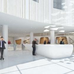Location Bureau Puteaux 16392 m²