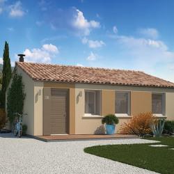 Maison  4 pièces + Terrain  1200 m² Châtonnay