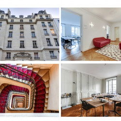 Location Bureau Paris 8ème 15 m²