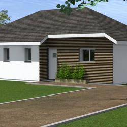 Maison  3 pièces + Terrain  843 m² Navarrenx