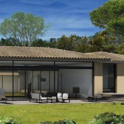 photo maison neuve Saint Tropez