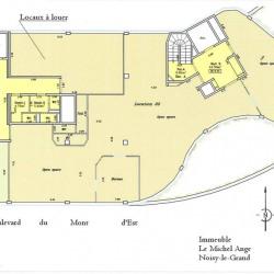 Location Bureau Noisy-le-Grand 3217 m²