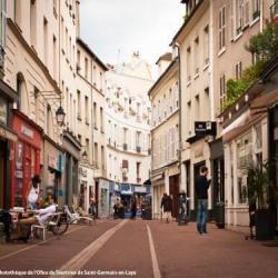 Cession de bail Local commercial Saint-Germain-en-Laye 39 m²
