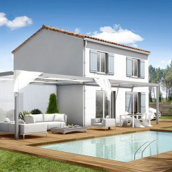 Maison  3 pièces + Terrain  175 m² Saint-Jean-Pla-de-Corts