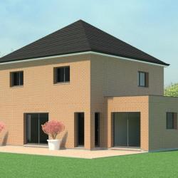 Maison  5 pièces + Terrain  900 m² Fournes-en-Weppes
