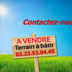 Terrain  de 928 m²  Soissons  (02200)