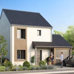 photo maison neuve Montigny les Metz