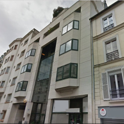 Location Bureau Levallois-Perret 228 m²