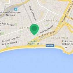 Location Local d'activités Nice 316 m²