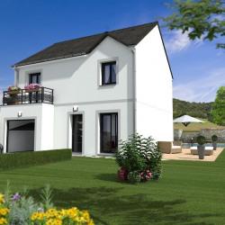 Maison  6 pièces + Terrain  455 m² Dreux