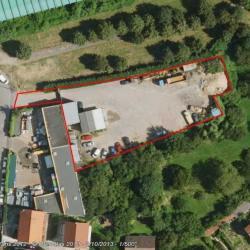 Location Terrain Thiais 2340 m²