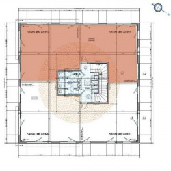 Location Bureau Saint-Priest 2177,06 m²