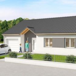 Maison  5 pièces + Terrain  410 m² Pont-a-Mousson