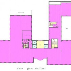 Location Bureau Suresnes 4438 m²