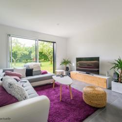 Maison  3 pièces + Terrain  200 m² Saint-Mars-de-Coutais
