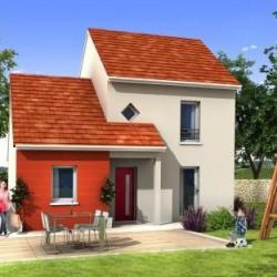 Maison  3 pièces + Terrain  279 m² Aiserey