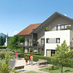 photo immobilier neuf Duingt