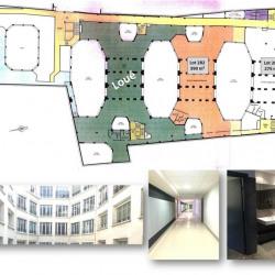 Location Bureau Paris 8ème 665 m²