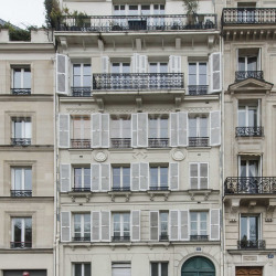 Location Bureau Paris 7ème 17 m²