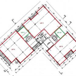 Location Bureau Neyron 2485 m²