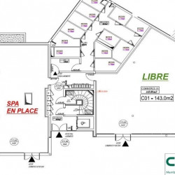 Vente Local commercial Isle 161 m²