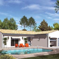 Maison  5 pièces + Terrain  820 m² Port-d'Envaux