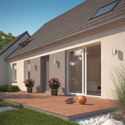 Maison  5 pièces + Terrain  612 m² Ceintrey