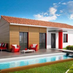 Maison  3 pièces + Terrain  1274 m² Lherm